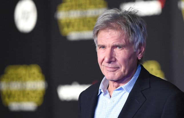 Ford was working on Star Wars: The Force Awakens (Picture: Getty Images)