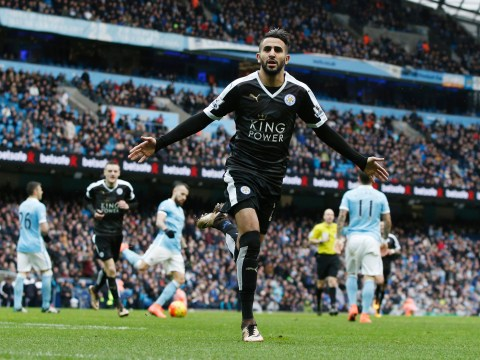 Manchester City ready to make bid to seal Riyad Mahrez transfer