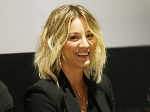 Big Bang Theory's Kaley Cuoco just had to make a public apology for the most ridiculous reason