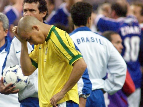Is there a Ronaldo curse at the Stade de France?