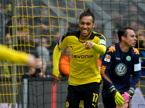 Manchester City in advanced talks over Pierre-Emerick Aubameyang transfer