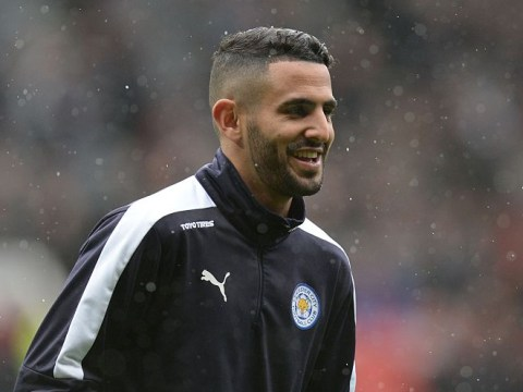 Riyad Mahrez 'not bothered' about talk of a move to Arsenal, insists Leicester City team-mate Demarai Gray