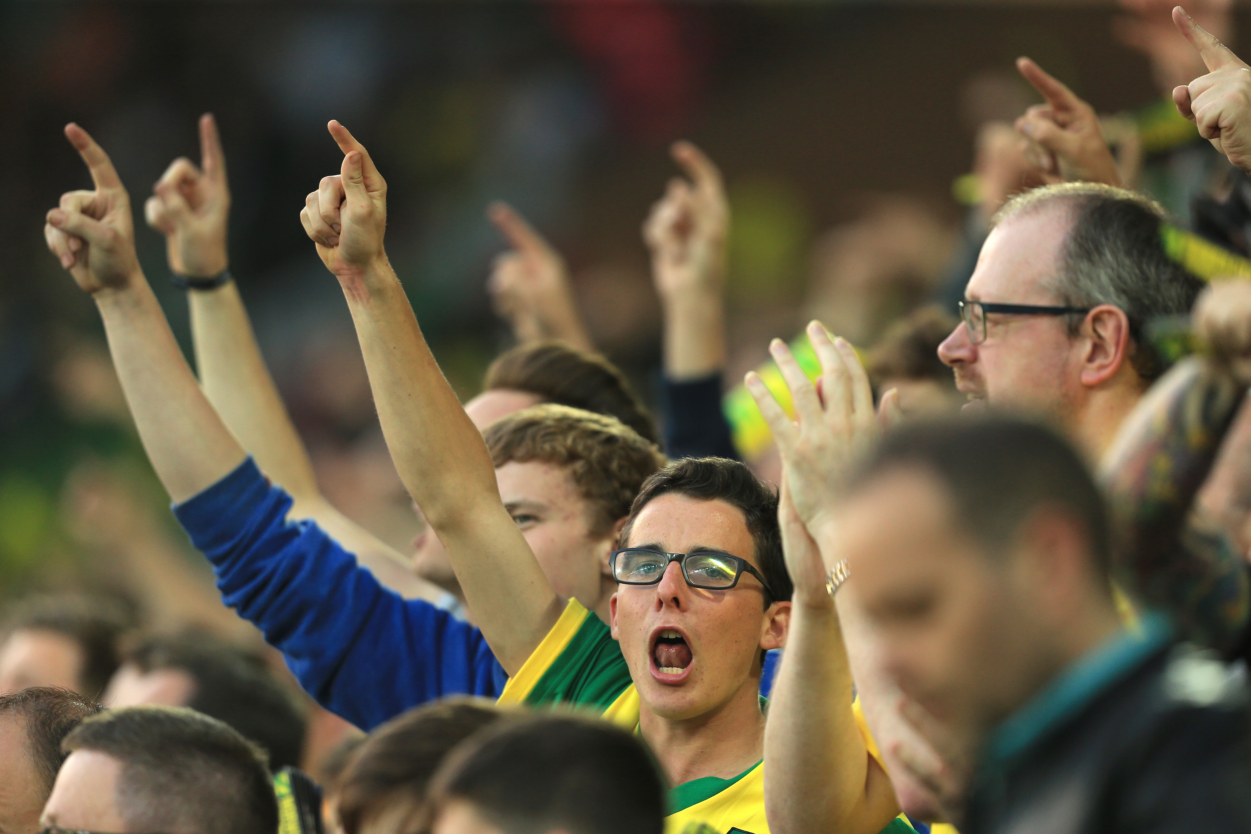 Class: Norwich City emphatically shut down fan who says LGBT pride has nothing to do with football