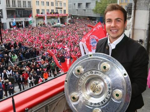 Mario Gotze negotiations over transfer to Borussia Dortmund confirmed by Bayern Munich