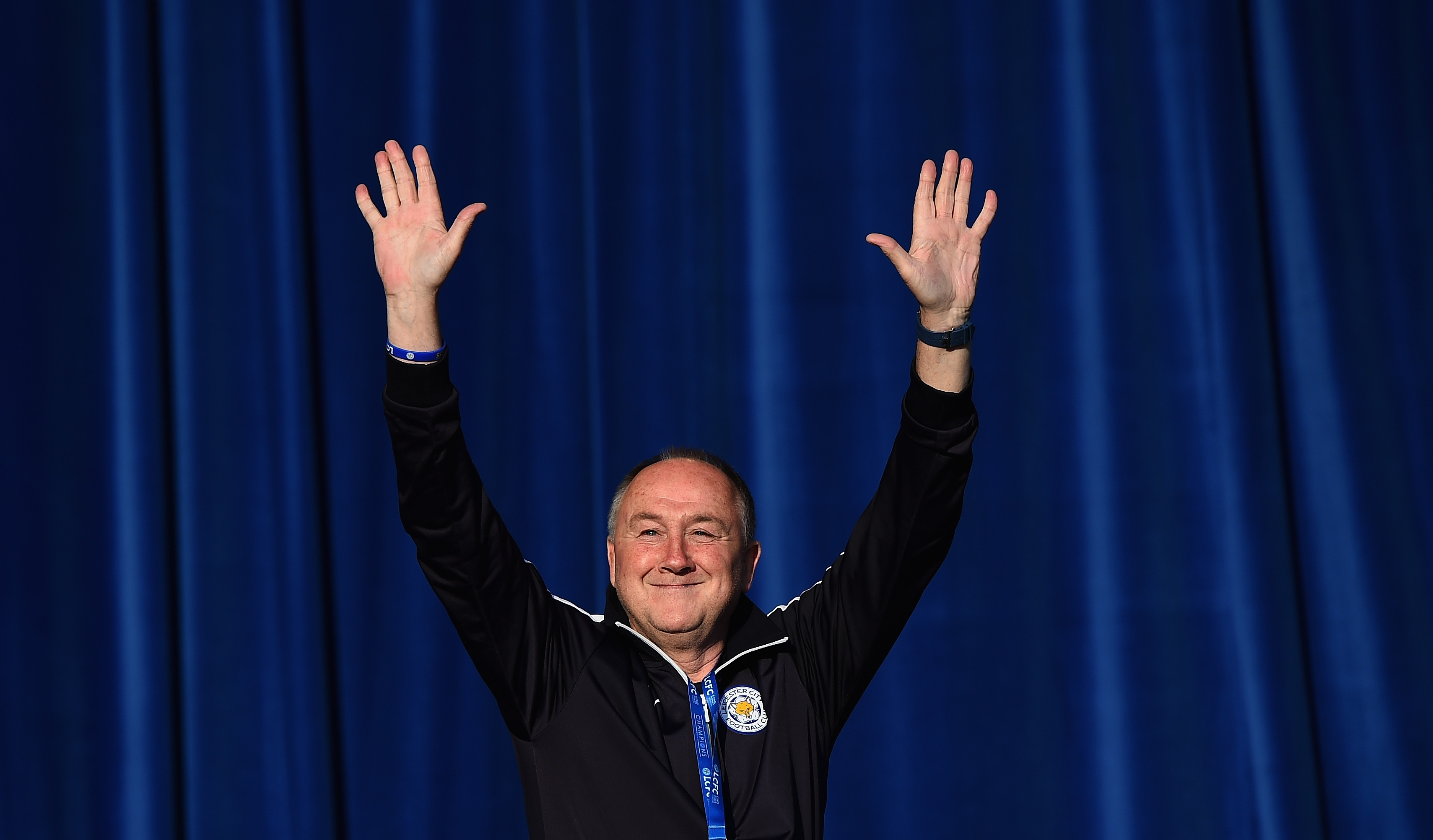 Leicester City turn down approach from Everton for assistant manager Steve Walsh