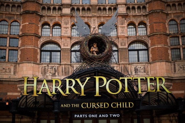 Harry Potter and The Cursed Child officially opens this week (Picture: Getty Images)