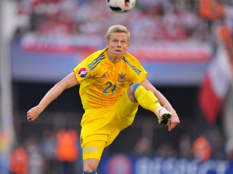 Manchester City announce capture of Ukrainian teenager Oleksandr Zinchenko