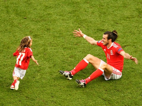 Wales players barred from bringing their children onto the pitch at Euro 2016