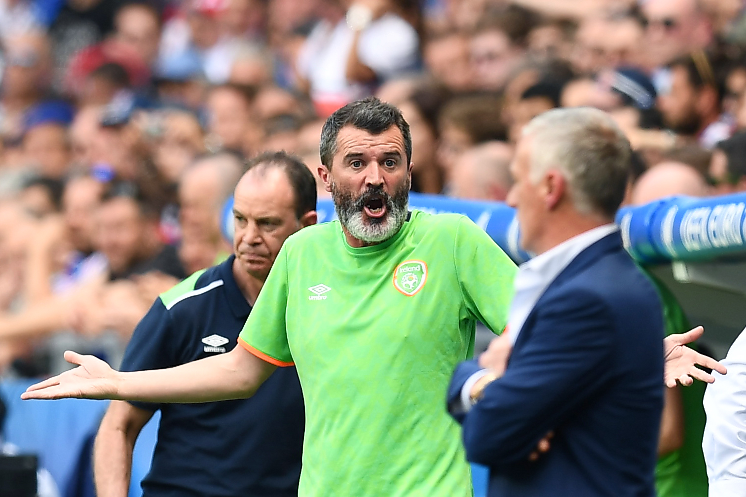 Roy Keane criticises Wales after Euro 2016 semi-final defeat to Portugal
