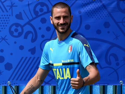 Man City to make record bid for Leonardo Bonucci after Juventus reject initial offer
