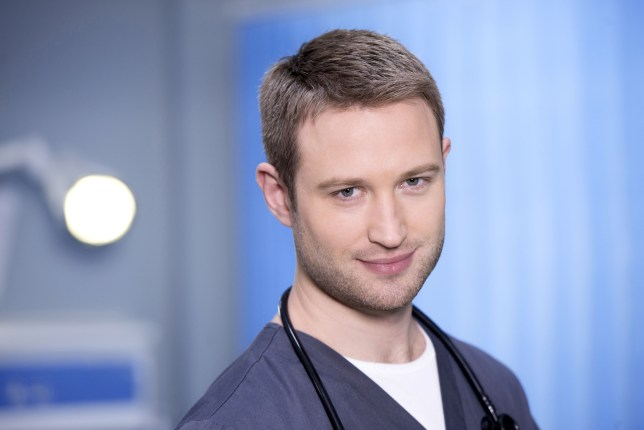 Programme Name: Casualty - Portraits - TX: n/a - Episode: Casualty - Portraits (No. n/a) - Picture Shows:  Caleb (RICHARD WINSOR) - (C) BBC - Photographer: Warren Orchard