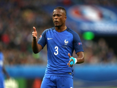 Ex-Manchester United man Patrice Evra aims sly dig at England after France crush Iceland