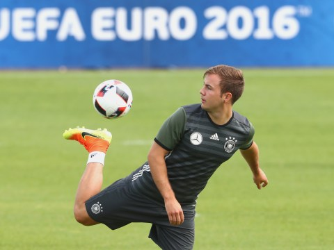 Tottenham in talks to seal Mario Gotze transfer