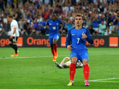 Germany 0 France 2: Antoine Griezmann double sends France into Euro 2016 final against Portugal