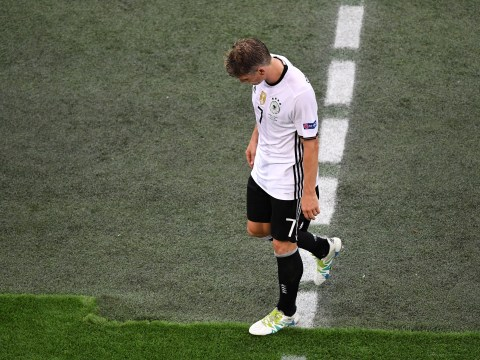 Toni Kroos blames 'silly mistake' by Bastian Schweinsteiger for Germany exit from Euro 2016