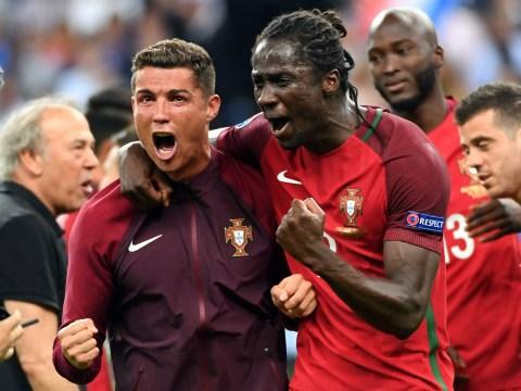 Cristiano Ronaldo predicted Eder would score Euro 2016 Portugal winner