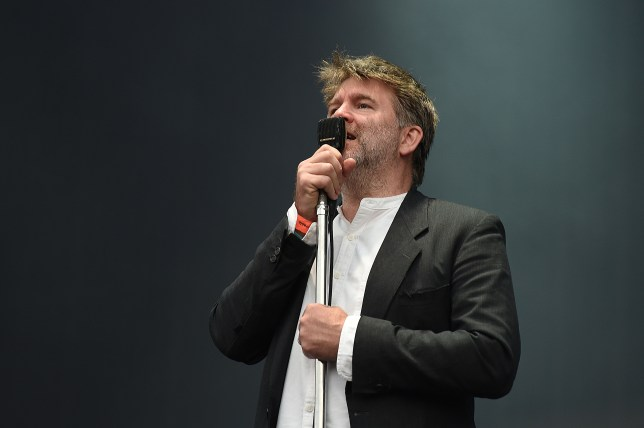 T in The Park 2016: The crowd at LCD Soundsystem's gig was embarrassingly small