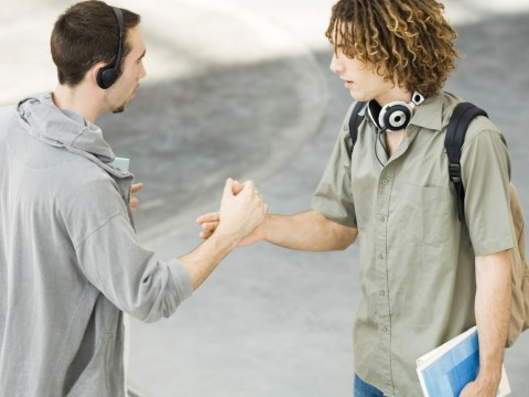 Well done millennials – you've officially ruined handshakes for everyone