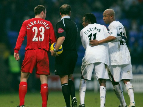 Steven Gerrard and Jamie Carragher have 'bad mentalities', says Liverpool flop El Hadji Diouf