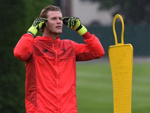 Mainz name former goalkeeper Loris Karius in their starting eleven to face Liverpool