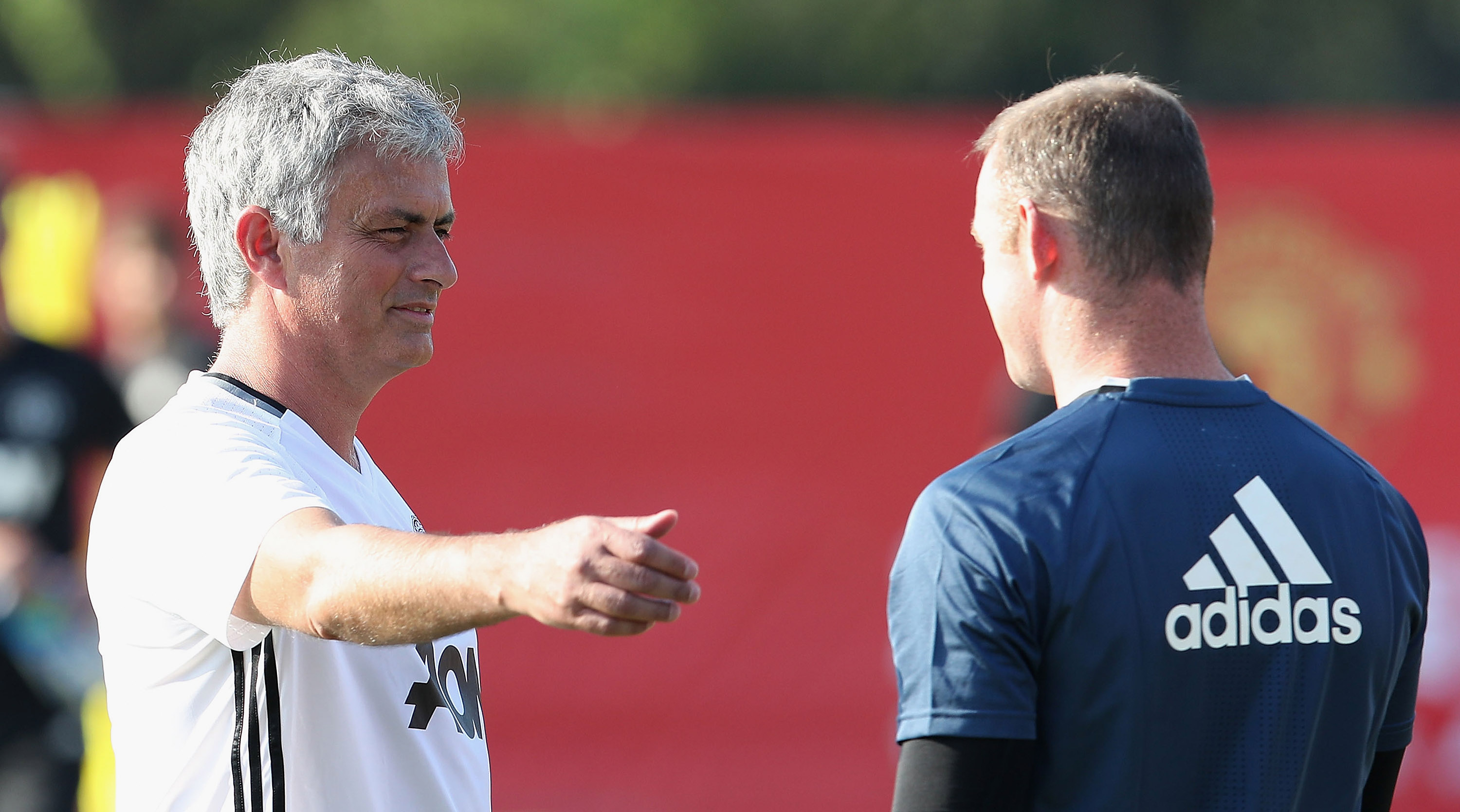 Wayne Rooney convinced by Jose Mourinho's training methods after just ONE session