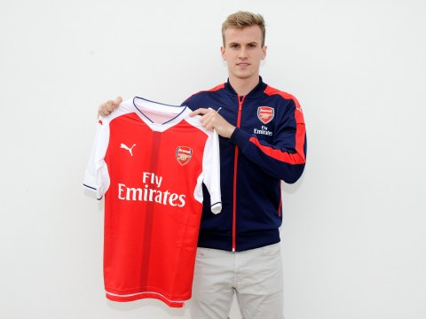 Rob Holding admits to never visiting London before completing Arsenal transfer move from Bolton Wanderers