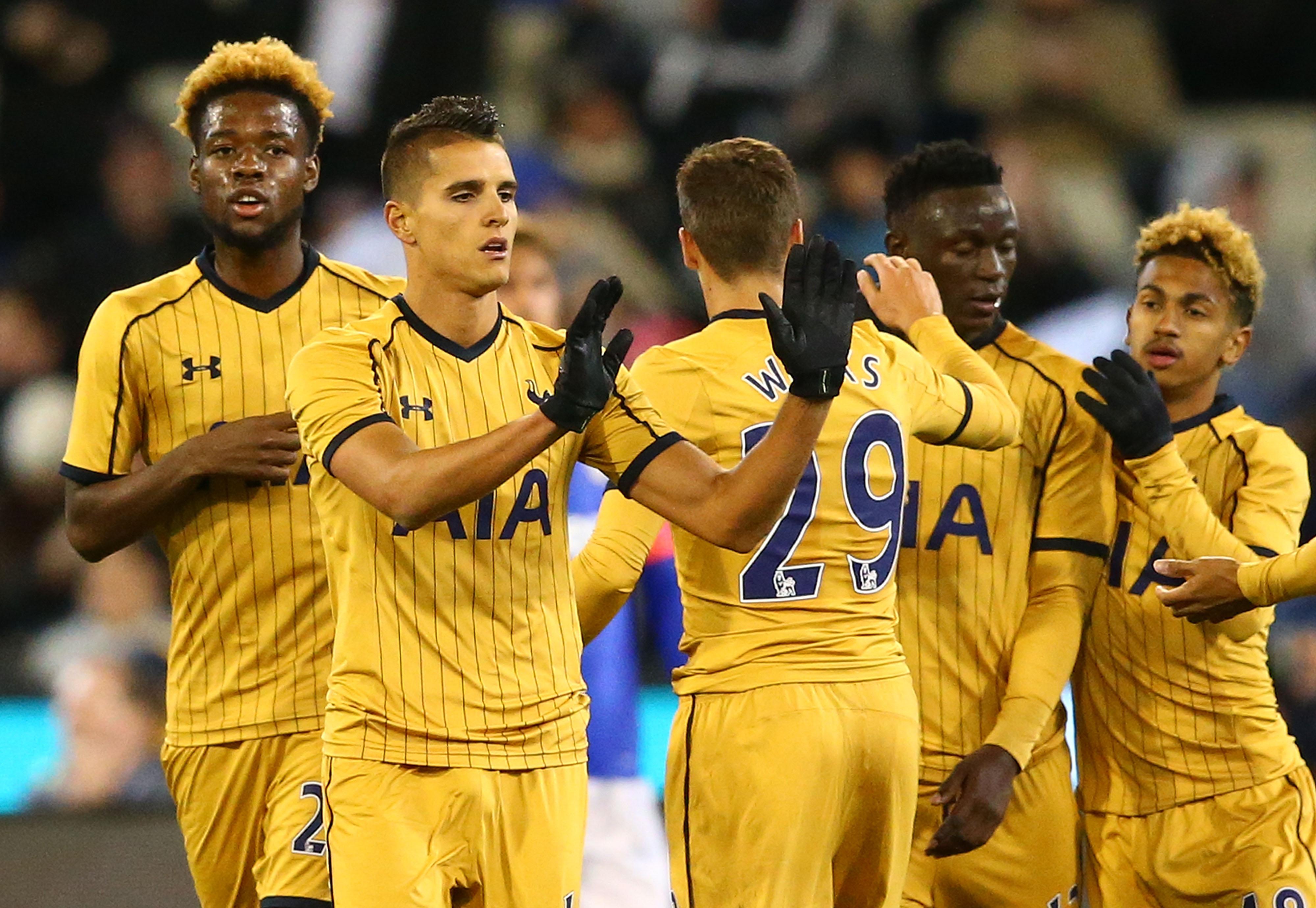 Erik Lamela shines but new-boy Vincent Janssen flops as Juventus beat Tottenham