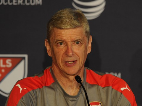 Securing a top-four finish is never enough, says Arsenal boss Arsene Wenger