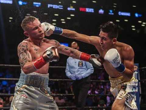 Carl Frampton reveals rematch with Leo Santa Cruz is on the cards for December