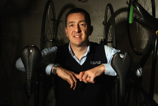 Chris Boardman mother dies in cycling accident in North