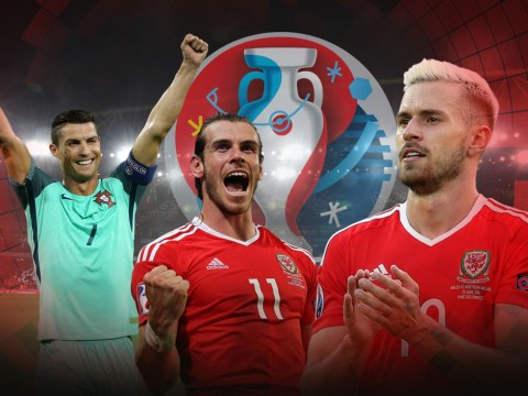 Euro 2016 team of the tournament: Cristiano Ronaldo, Gareth Bale and Aaron Ramsey all in