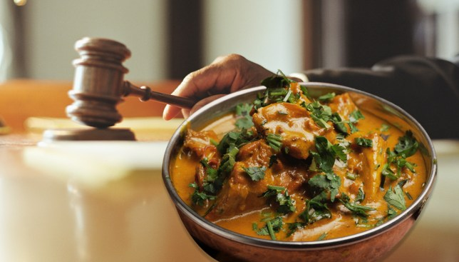 Woman sues neighbour for curry Credit: Getty Images