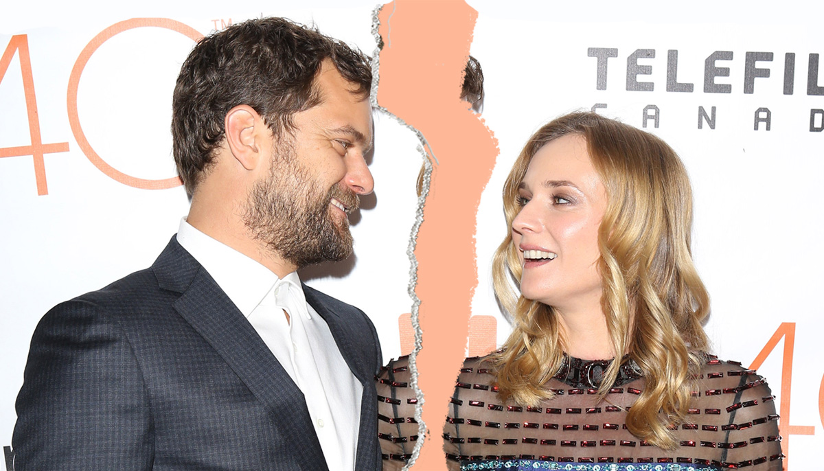 Joshua Jackson and Diane Kruger confirm they have split after ten years