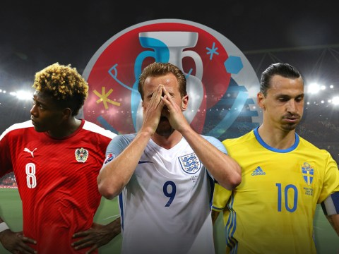 Euro 2016: 13 biggest flops of the tournament, including Manchester United's Zlatan Ibrahimovic and England stars