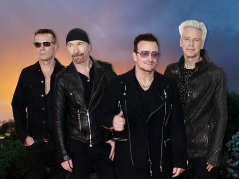 U2 post eerie 'storm over France' picture hours before Nice terror attack