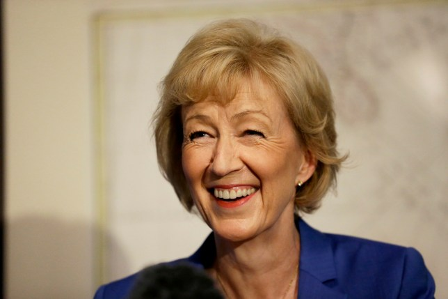 Andrea Leadsom admits: I don't like gay marriage law because it hurts Christians