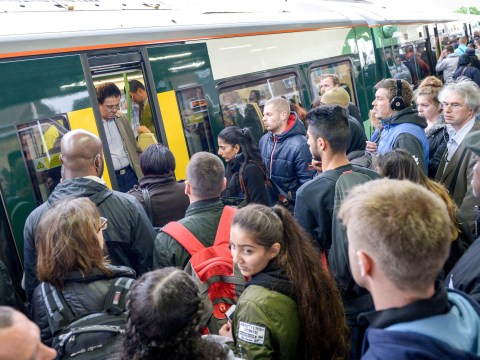 Commuters threaten their own rail strike by refusing to pay fares