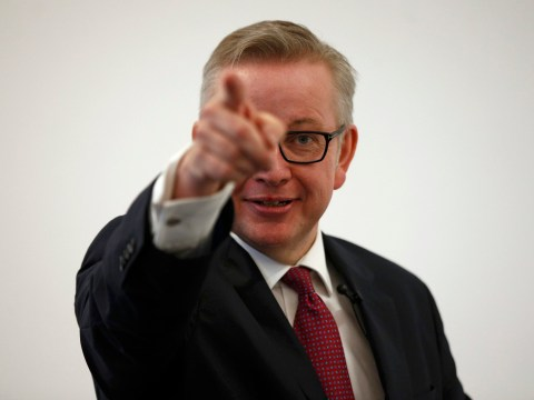 Michael Gove: 'I did almost everything I could not to be a candidate for the leadership'