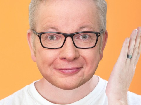 Now you can slap Michael Gove as much as you like