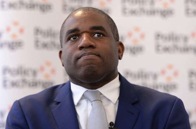 "File photo dated 03/03/15 of David Lammy, as the Labour MP has been subjected to a ""barrage"" of racist and threatening messages after calling for Parliament to vote against Brexit in the wake of the EU referendum. PRESS ASSOCIATION Photo. Issue date: Monday July 4, 2016. The Remain backer and his staff were targeted after he called for a rethink on the referendum result. See PA story POLITICS Racism. Photo credit should read: Stefan Rousseau/PA Wire"