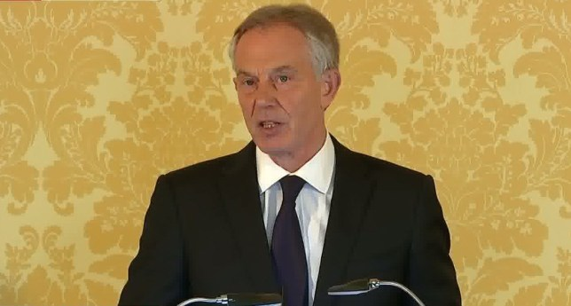 Tony Blair BBC