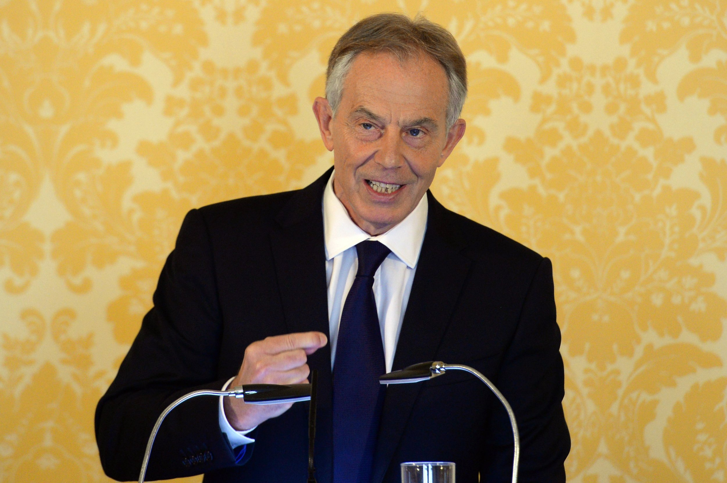 Could families of soldiers killed during the war in Iraq sue Tony Blair?