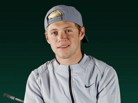 One Direction star Niall Horan goes solo – on the cover of Today's Golfer