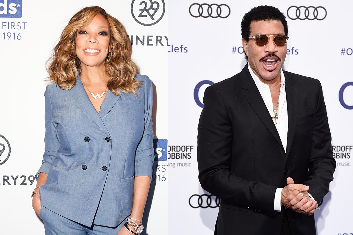 WENDY WILLIAMS tells Lionel Ritchie having a baby at 67 is 'unfair on the child' CREDIT REX WENY-LIONEL-REX.jpg