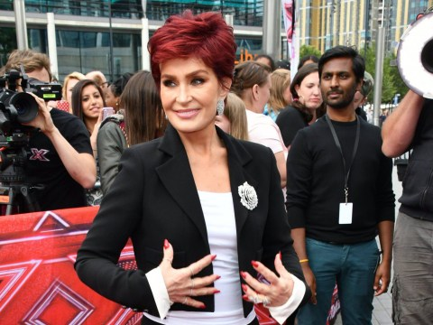 Sharon Osbourne makes a pretty good point about young reality show judges