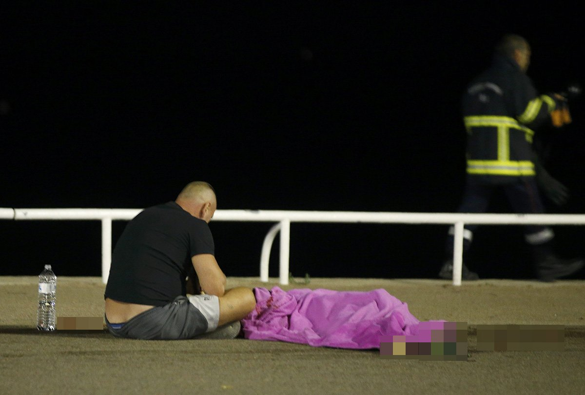 Nice attack: Isis claims responsibility for attack that killed 84