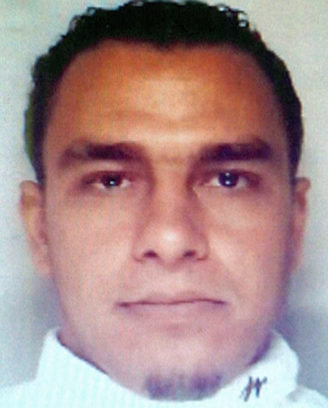 Enterprise News and Pictures 16/7/16 Pic shows: Nice terrorist killer Mohamed Lahouaiej Bouhlel, 31, who drove the lorry which ploughed into people celebrating Bastille Day on Thursday killing 84 people. See story...