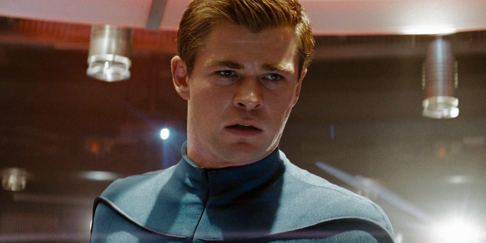 Chris Hemsworth will return for Star Trek 4