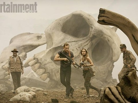 Kong: Skull Island – Check out Tom Hiddleston and Brie Larson in first pics