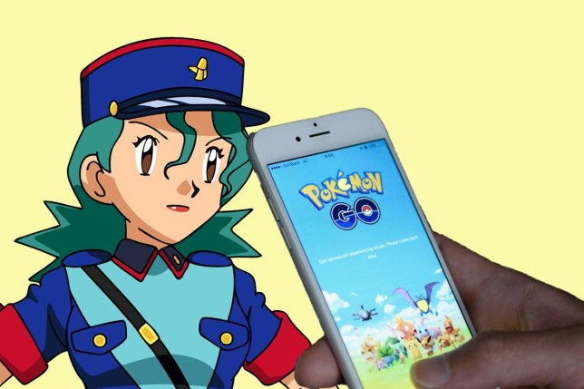 Pokemon 999 call pokemon-police-getty-metro.jpg